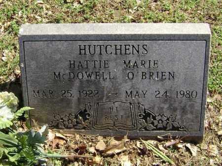 HUTCHENS, HATTIE MARIE - Washington County, Arkansas | HATTIE MARIE HUTCHENS - Arkansas Gravestone Photos