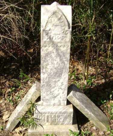 HUTCHENS, HOPE - Washington County, Arkansas | HOPE HUTCHENS - Arkansas Gravestone Photos