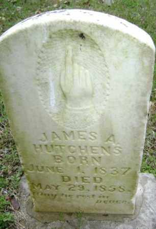 HUTCHENS, JAMES A. - Washington County, Arkansas | JAMES A. HUTCHENS - Arkansas Gravestone Photos