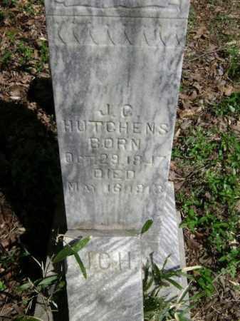 HUTCHENS, J. C. - Washington County, Arkansas | J. C. HUTCHENS - Arkansas Gravestone Photos