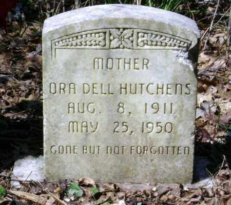 HUTCHENS, ORA DELL - Washington County, Arkansas | ORA DELL HUTCHENS - Arkansas Gravestone Photos