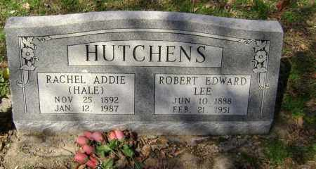 HALE HUTCHENS, RACHEL ADDIE - Washington County, Arkansas | RACHEL ADDIE HALE HUTCHENS - Arkansas Gravestone Photos