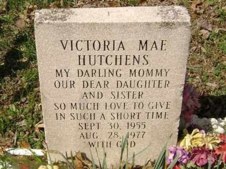 HUTCHENS, VICTORIA MAE - Washington County, Arkansas | VICTORIA MAE HUTCHENS - Arkansas Gravestone Photos