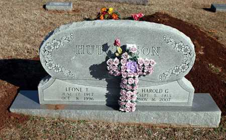 HUTCHESON, HAROLD G. - Washington County, Arkansas | HAROLD G. HUTCHESON - Arkansas Gravestone Photos