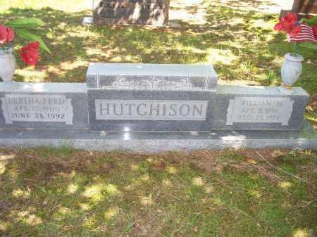 HUTCHISON, BERTHA LEE - Washington County, Arkansas | BERTHA LEE HUTCHISON - Arkansas Gravestone Photos