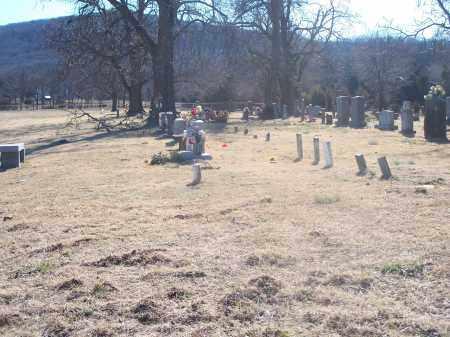 *ILLINOIS CHAPEL CEMETERY, OVERVIEW - Washington County, Arkansas | OVERVIEW *ILLINOIS CHAPEL CEMETERY - Arkansas Gravestone Photos