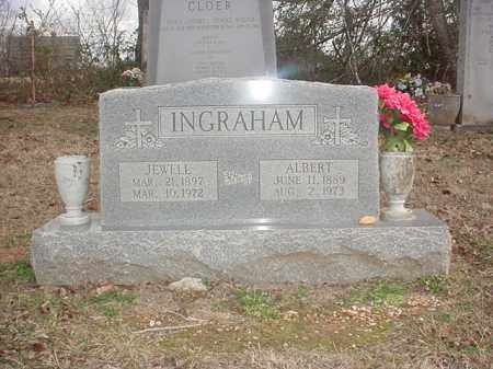 INGRAHAM, JEWELL - Washington County, Arkansas | JEWELL INGRAHAM - Arkansas Gravestone Photos