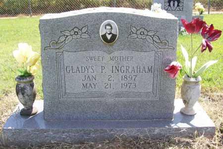 HUCKABY INGRAHAM, GLADYS P. - Washington County, Arkansas   GLADYS P. HUCKABY INGRAHAM - Arkansas Gravestone Photos