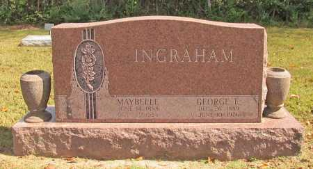 INGRAHAM, MAYBELLE - Washington County, Arkansas | MAYBELLE INGRAHAM - Arkansas Gravestone Photos