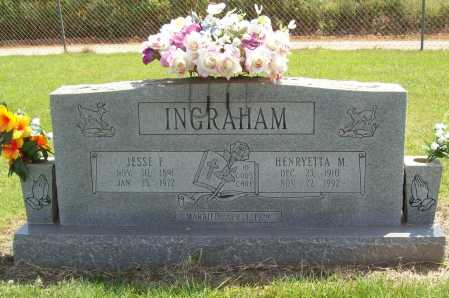BOYER INGRAHAM, HENRYETTA M. - Washington County, Arkansas | HENRYETTA M. BOYER INGRAHAM - Arkansas Gravestone Photos