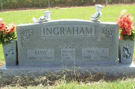 BLACKBURN INGRAHAM, MARY ELVA - Washington County, Arkansas | MARY ELVA BLACKBURN INGRAHAM - Arkansas Gravestone Photos