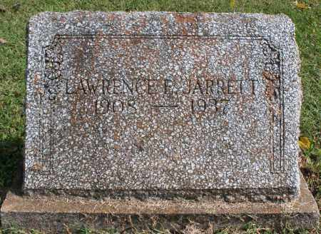 JARRETT, LAWRENCE E. - Washington County, Arkansas | LAWRENCE E. JARRETT - Arkansas Gravestone Photos