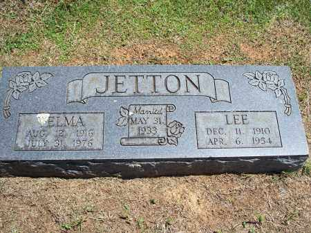 JETTON, VELMA - Washington County, Arkansas | VELMA JETTON - Arkansas Gravestone Photos