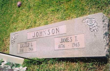 JOHNSON, EASTER L. - Washington County, Arkansas | EASTER L. JOHNSON - Arkansas Gravestone Photos