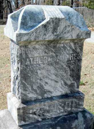 JOHNSON, JACOB QUEENER - Washington County, Arkansas | JACOB QUEENER JOHNSON - Arkansas Gravestone Photos
