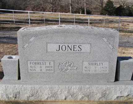 PHILLIPS JONES, SHIRLEY - Washington County, Arkansas | SHIRLEY PHILLIPS JONES - Arkansas Gravestone Photos