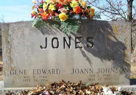 JOHNSON JONES, JOANN - Washington County, Arkansas | JOANN JOHNSON JONES - Arkansas Gravestone Photos