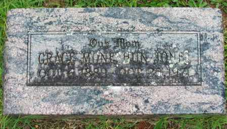 MONEYHUN JONES, GRACE - Washington County, Arkansas | GRACE MONEYHUN JONES - Arkansas Gravestone Photos