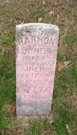 JONES, HARMON - Washington County, Arkansas   HARMON JONES - Arkansas Gravestone Photos