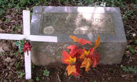 JONES, JAMES M. - Washington County, Arkansas | JAMES M. JONES - Arkansas Gravestone Photos