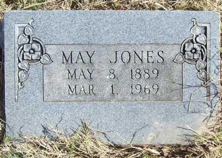 JONES, MARTHA MAY - Washington County, Arkansas   MARTHA MAY JONES - Arkansas Gravestone Photos