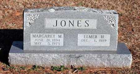 JONES, ELMER H. - Washington County, Arkansas | ELMER H. JONES - Arkansas Gravestone Photos