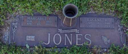 JONES, EUGENE D. - Washington County, Arkansas | EUGENE D. JONES - Arkansas Gravestone Photos