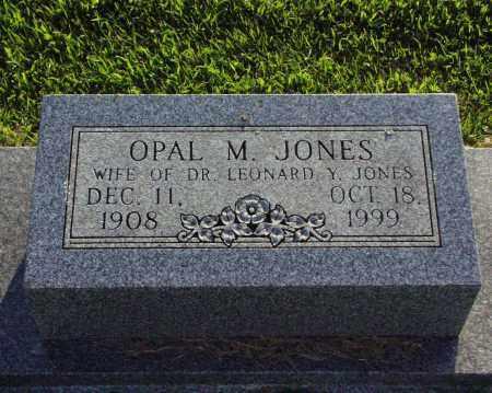 JONES, OPAL M. - Washington County, Arkansas | OPAL M. JONES - Arkansas Gravestone Photos