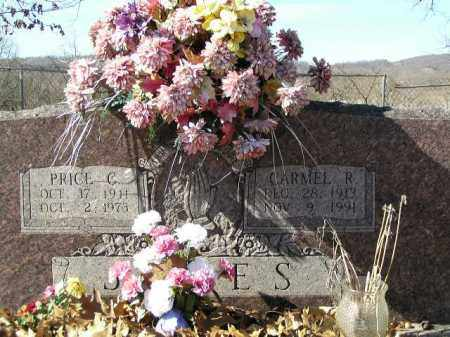 JONES, CARMEL - Washington County, Arkansas | CARMEL JONES - Arkansas Gravestone Photos