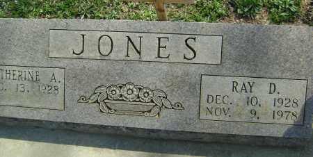 JONES, RAY DEAN - Washington County, Arkansas   RAY DEAN JONES - Arkansas Gravestone Photos