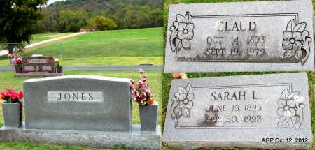 JONES, SARAH L. - Washington County, Arkansas | SARAH L. JONES - Arkansas Gravestone Photos