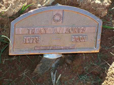 JONES, TRACY A. - Washington County, Arkansas | TRACY A. JONES - Arkansas Gravestone Photos