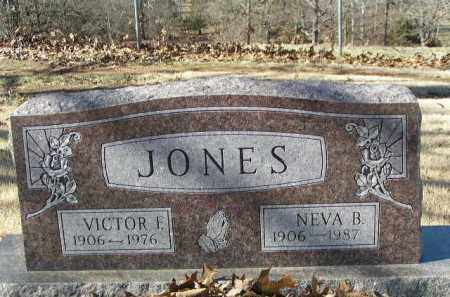 JONES, NEVA - Washington County, Arkansas | NEVA JONES - Arkansas Gravestone Photos