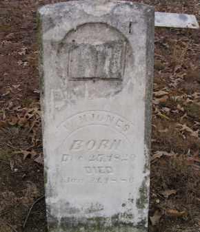 "JONES, WILLIAM M. ""BILLY"" - Washington County, Arkansas | WILLIAM M. ""BILLY"" JONES - Arkansas Gravestone Photos"