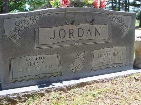 JORDAN, ROSALEE - Washington County, Arkansas | ROSALEE JORDAN - Arkansas Gravestone Photos