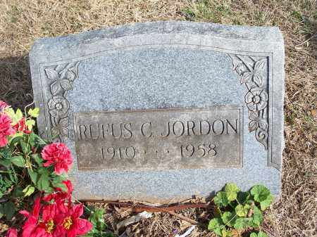 JORDON, RUFUS CISERO - Washington County, Arkansas   RUFUS CISERO JORDON - Arkansas Gravestone Photos