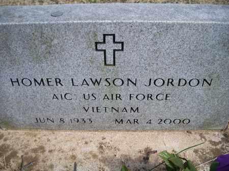 JORDON (VETERAN VIET), HOMER LAWSON - Washington County, Arkansas | HOMER LAWSON JORDON (VETERAN VIET) - Arkansas Gravestone Photos