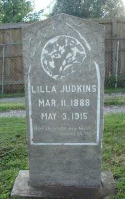 JUDKINS, LILLA - Washington County, Arkansas | LILLA JUDKINS - Arkansas Gravestone Photos