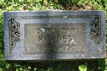 KARNES, JAMES DAN - Washington County, Arkansas | JAMES DAN KARNES - Arkansas Gravestone Photos
