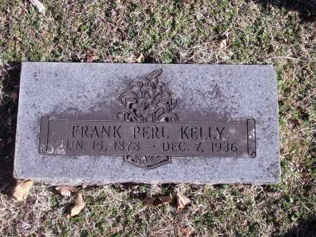 KELLY, FRANK PERL - Washington County, Arkansas | FRANK PERL KELLY - Arkansas Gravestone Photos
