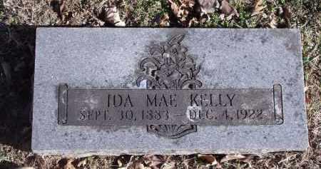 KELLY, IDA MAE - Washington County, Arkansas   IDA MAE KELLY - Arkansas Gravestone Photos