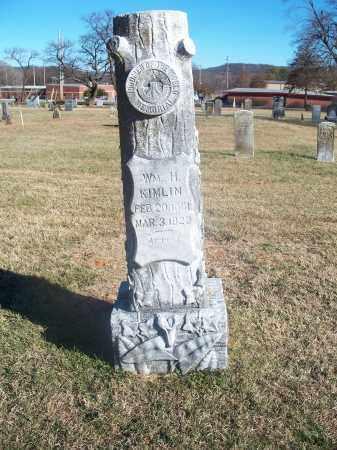 KIMLIN, WILLIAM H. - Washington County, Arkansas   WILLIAM H. KIMLIN - Arkansas Gravestone Photos