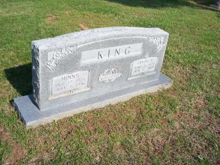 KING, MINNIE - Washington County, Arkansas | MINNIE KING - Arkansas Gravestone Photos
