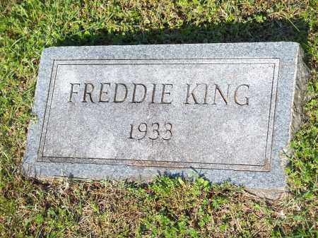 KING, FREDDIE - Washington County, Arkansas | FREDDIE KING - Arkansas Gravestone Photos