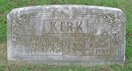 KIRK, MARTHA J - Washington County, Arkansas | MARTHA J KIRK - Arkansas Gravestone Photos