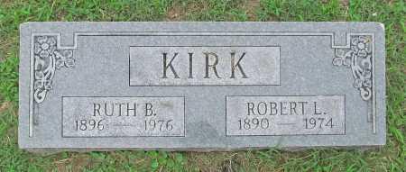 KIRK, RUTH B - Washington County, Arkansas | RUTH B KIRK - Arkansas Gravestone Photos