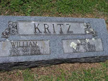 KRITZ, BESS - Washington County, Arkansas | BESS KRITZ - Arkansas Gravestone Photos