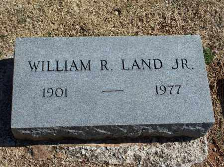 LAND, WILLIAM R JR - Washington County, Arkansas | WILLIAM R JR LAND - Arkansas Gravestone Photos