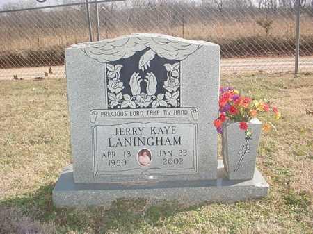 INGRAHAM LANINGHAM, JERRY KAYE - Washington County, Arkansas | JERRY KAYE INGRAHAM LANINGHAM - Arkansas Gravestone Photos