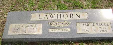 LAWHORN, CHARLES BRUCE - Washington County, Arkansas | CHARLES BRUCE LAWHORN - Arkansas Gravestone Photos
